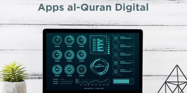 Sumbangan Pembinaan Apps Al-Quran Digital